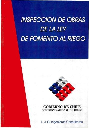 GOBIERNO DE CHILE - Biblioteca digital de CIREN