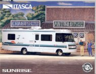Sunrise PDF - Itasca Motor Homes
