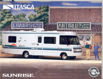 Sunrise PDF - Itasca Motor Homes