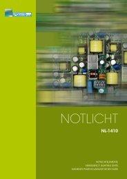 NOTLICHT - Huco AG