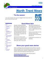 Issue 2 – December 2011 North Trent News - North Trent Neonatal ...