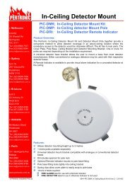 view datasheet - Pertronic Industries Pty Ltd
