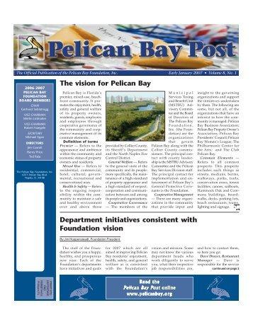 Early January 2007 - Pelican Bay