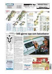Harstad Tidende - Norsk Folkehjelp