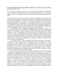 Resumen - Instituto de Altos Estudios Sociales