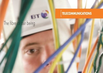 11 Telecommunications - World Class Scotland