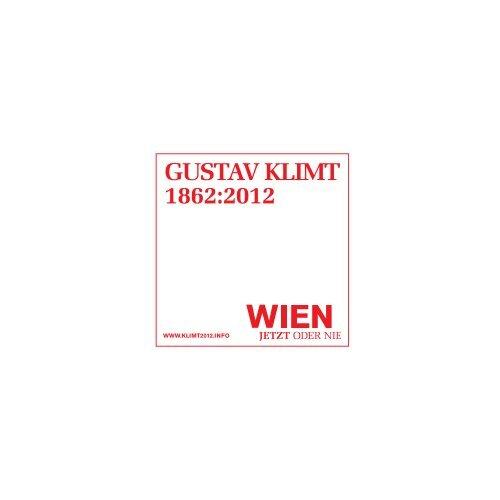 Wiens Klimt-Jahr 2012