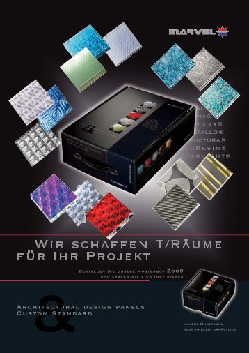 Antwort - Marvel GmbH