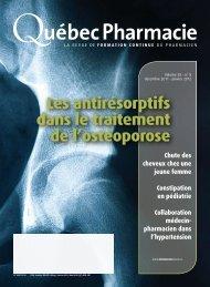 Les antirésorptifs dans le traitement de l ... - Profession Santé
