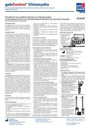 FS_M07CA01 - Chlamydia Karte ... - Gabmed