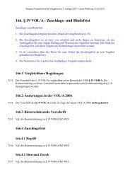 166. § 19 VOL/A - Zuschlags- und Bindefrist - Oeffentliche Auftraege