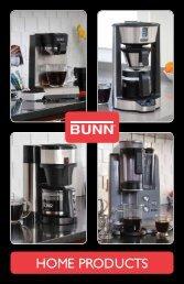 product brochure - Bunn