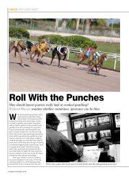 Gambling Online Magazine Article on How Honest ... - Richard Marcus