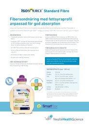 Isosource Standard Fibre - Nestlé Nutrition