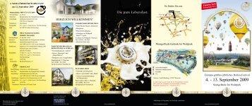 4. - 13. September 2009 - warsteiner internationale montgolfiade