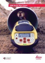 6700 Series Pipe Lasers - Gefos