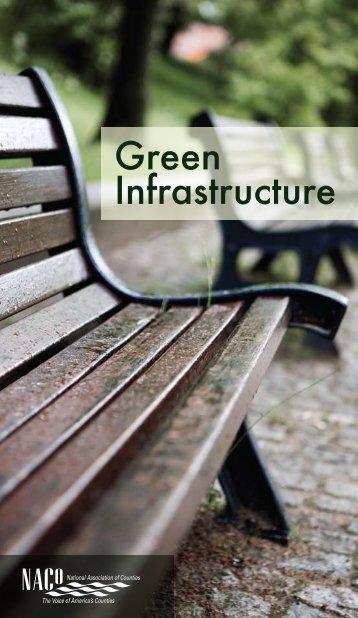 Green Infrastructure Brochure - National Association of Counties