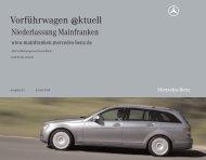 Gebrauchtwagen @ktuell - Mercedes-Benz Niederlassung ...