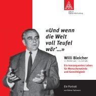 und wenn die Welt voll Teufel wär - IG Metall Baden-Württemberg