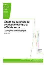 Étude du potentiel de réduction des gaz à effet de serre - DREAL ...