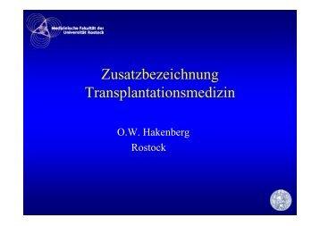 Innere Medizin und Nephrologie - nieren-transplantation.com