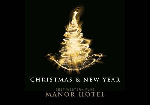 Xmas 2013 - Manor Hotel