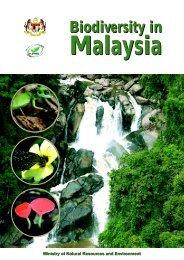 Biodiversity in Malaysia - NRE