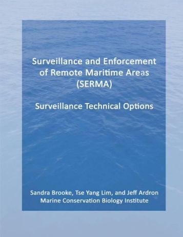 Surveillance Technical Options - Marine Conservation Institute