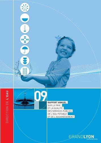 Télécharger le rapport annuel de 2009 - Saint-Priest