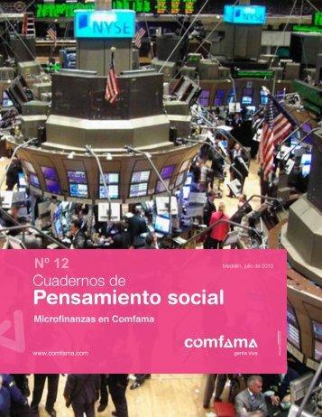 Microfinanzas en Comfama