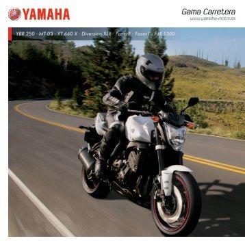 MT-03 · XT 660 X - Yamaha Motor Europe