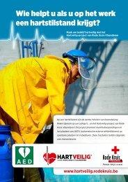Lees de Hartveilig-gids voor bedrijven - Rode Kruis-Vlaanderen