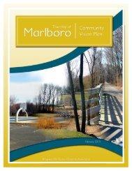Township of Marlboro Community Vision Plan (37MB PDF)