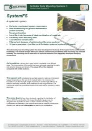 FS Systeme product sheet E