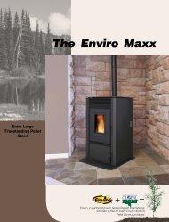 The Enviro Maxx - Pine Tree Stove Shoppe