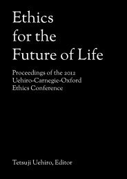 Print-format PDF - Oxford Uehiro Centre for Practical Ethics ...
