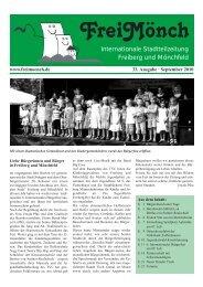 Ausgabe 33 b - Bürgerverein Freiberg und Mönchfeld eV