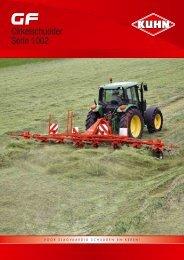 Brochure Kuhn GF 1002 serie - Abemec