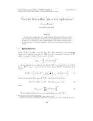 Weighted Morrey-Herz Spaces And Applications