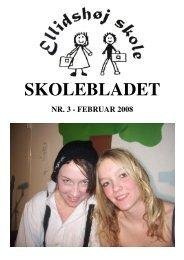 skoleblad februar 2008 - Ellidshøj Skole