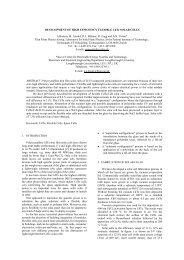 Development of High Efficiency Flexible CdTe Solar Cells
