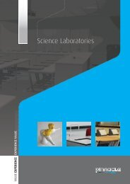 Science Laboratories - Pinnacle Furniture