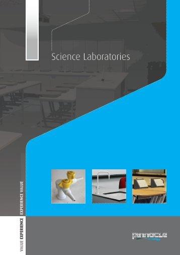 Science Laboratories - Pinnacle Furniture