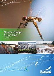 Climate Change Action Plan 2011-2020 - Darwin City Council ...