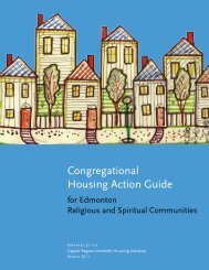 Congregational Housing Action Guide - The Catholic Archdiocese of ...