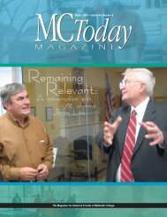 MC Today - Winter 2005 - Methodist University