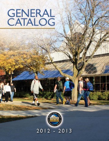 catalog - North Iowa Area Community College