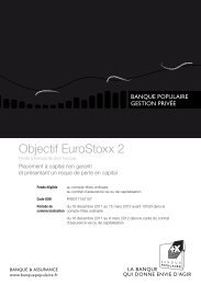 Objectif EuroStoxx 2 - Kelplacement.com