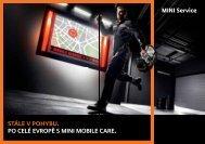 Podmínky BMW Mobile Care pro vozy MINI - Invelt