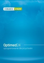 Folder OptiMED24 (pdf) - Comarch